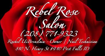 Rebel Rose Salon